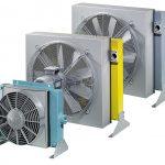 AKG хидравлични охладители серия H, CA, D
