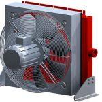 AKG hydraulic coolers CA line