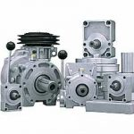 P.T.O. agricultural gearboxes